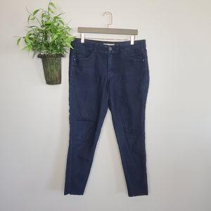 Democracy AB Technology Black Skinny Jegging Jeans